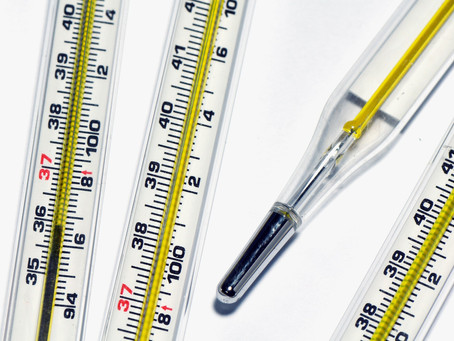 "Researchers Find ""Normal"" Body Temperature Has Dropped"