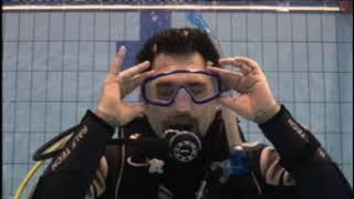 Cmas 1 Yıldız Dalış Eğitimi-Tam Maske Tahliye