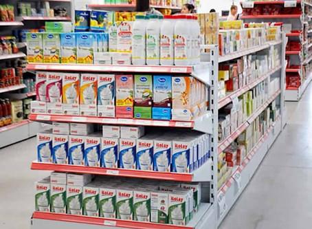 El costo de vida aumentó 2,7% en agosto, impulsado por los alimentos, informó el Indec