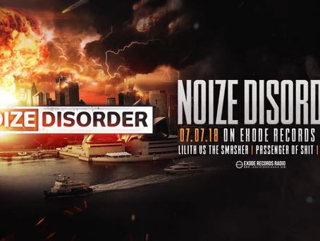 Tonight on Exode Records Radio [Noize Disorder Australia]