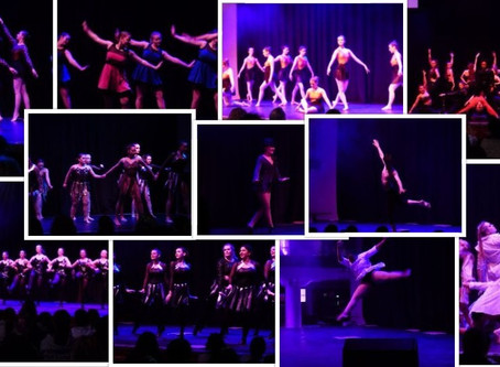 Uni dance competition round-up