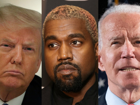 Presidential Prospects: Biden, Trump, and a Communist Internet Meme.