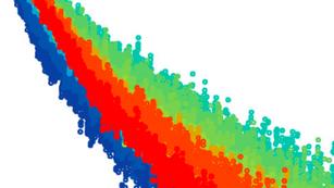 In situ monitoring of perovskite nanocrystal fluorescence lifetimes