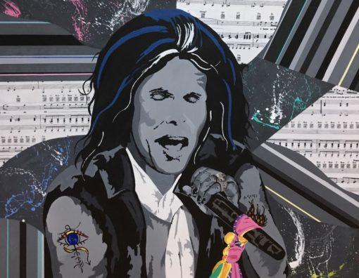 Artwork by Al Gord, Twitter Art Exhibit