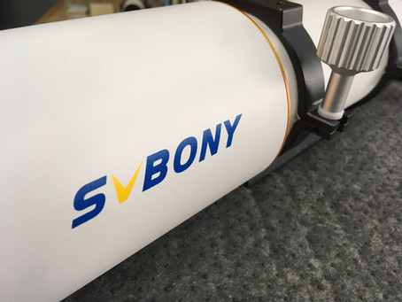 """続・SVBONY""""SV503"""" 作例紹介"""