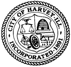 City Of Harvey Illinois logo