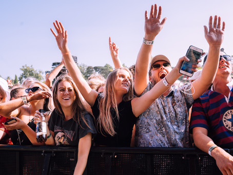 GALLERY - Laneway Festival Melbourne 2020