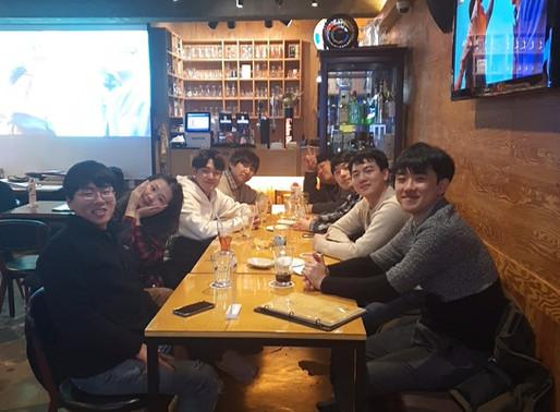 2019.12.20 연구실 송년회★