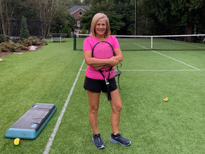 RTA Community Spotlight: Lou Welch, Executive Director of Abilities Tennis Association of NC
