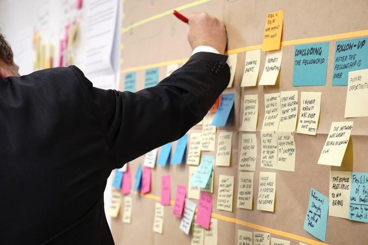 Kế hoạch kinh doanh của người viết cần vừa thực tế vừa mơ mộng. (Nguồn ảnh: Unsplash)