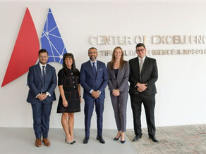GEMS Dubai American Academy launches the Center of Excellence for AI and Robotics