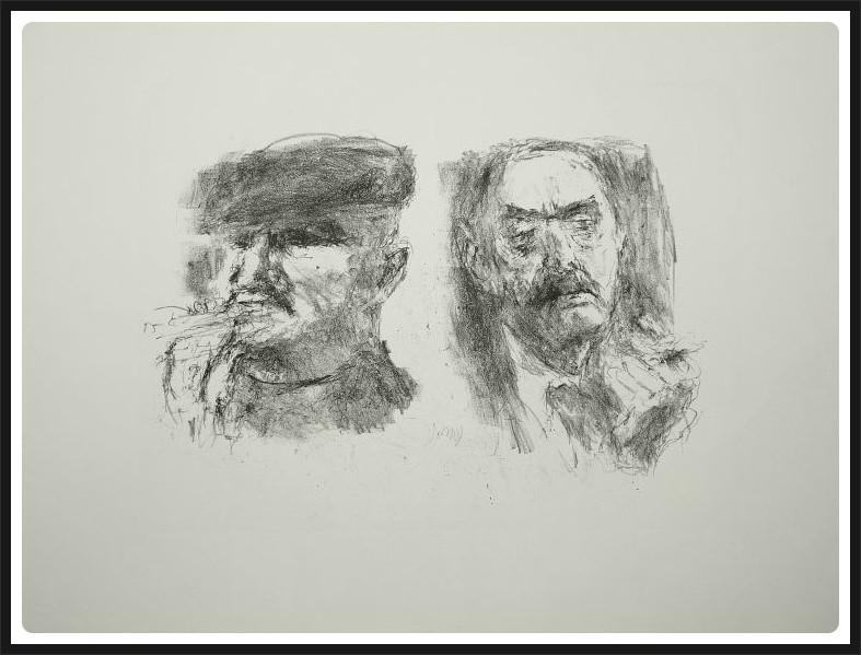 브레히트 B. Brecht, 토마스 만 Thomas Mann