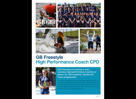 High Performance Coach CPD