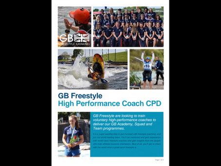 High Performance Coach CPD