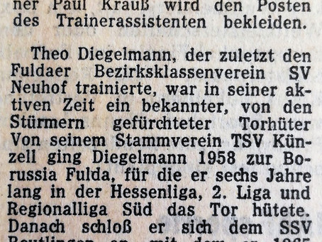 Schrecksbachs großartige Leistung: Derbysieg!