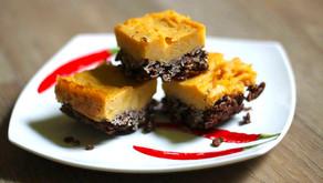 Recept na zdravý batátový koláč