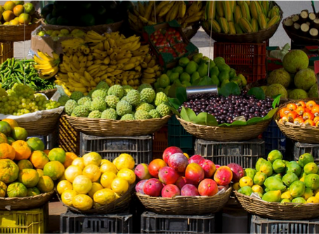 How you can end the Grocery Store Overwhelm in a couple easy steps!