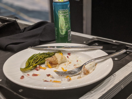 Eating On The Road