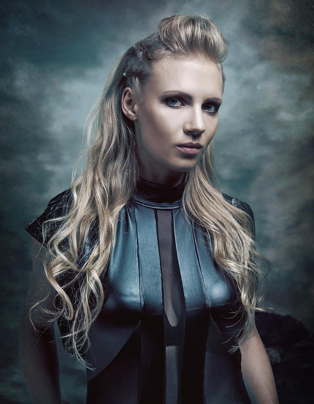 Elina Siirala singer Vivaldi Metal Project