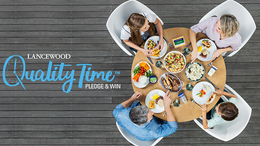 South Africans Pledge with Lancewood® for Quality Mealtime.