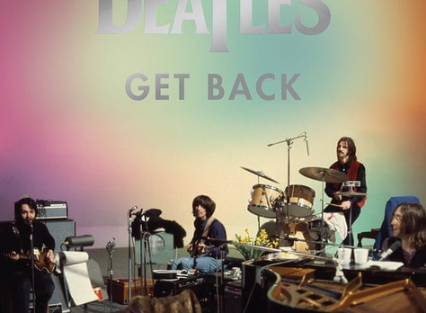 Книга The Beatles - Get Back