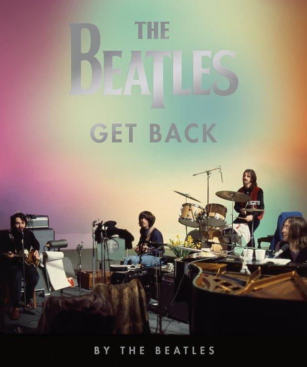Книга The Beatles - Get Back   Rock Auto Club