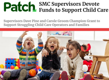 $2M SMC Child Care Fund Approved