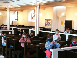 Ökumenische Schulanfangs-gottesdienste