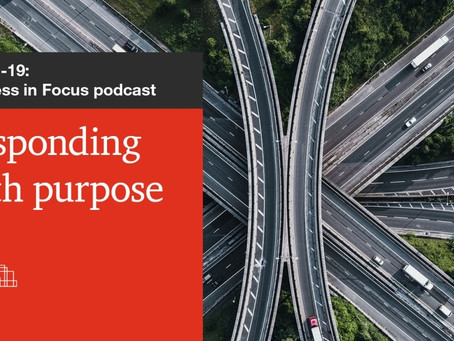 COVID-19: Business in Focus podcast series