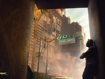 Cyberpunk 2077 hat mehrere Enden