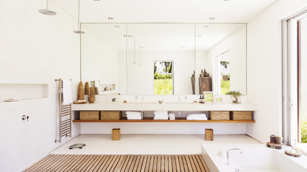 Clever Ways to Increase Your Bathroom's Functionality