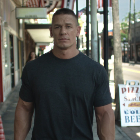 John Cena's Message to America: Be a Patriot, Not a Bigot