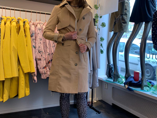 Personal stylist's solutions to surviving Dutch weather in style