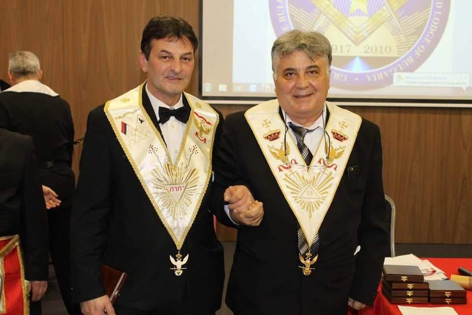 Memórias da Maçonaria Regular e Espiritual | Bulgária - Franc-Maçonnerie