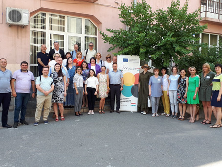 Erasmus + SMART Project Meeting at   Yerevan Brusov State University of Languages and Social Science