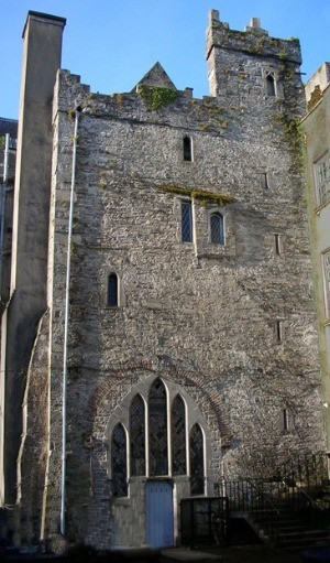 Tallaght Castle or The Priory
