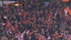 Tottenham-1 Benfica-3. Gloriosos em Inglaterra!