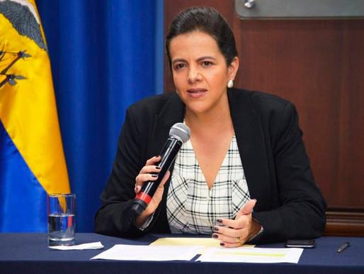 Inicia proceso de juicio político contra María Paula Romo