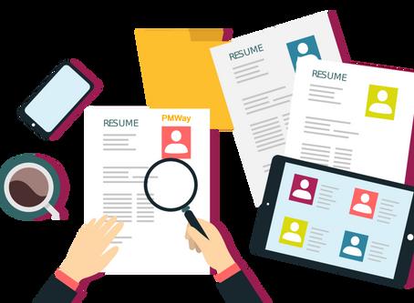 Crie um currículo vencedor para a sua entrevista de gerente de projetos