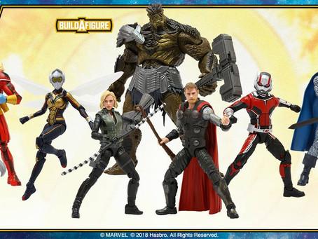 Marvel Legends News: X-Men & Avengers