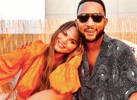 John Legend and Chrissy Teigen are Selling their Beverly Hills Mansion