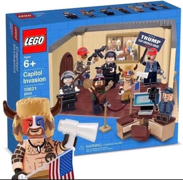 Funny Lego Sets