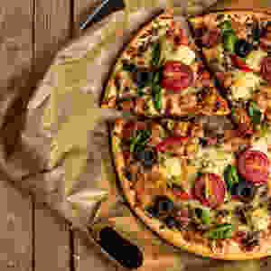 ギーレシピ・発酵不要のピザ生地|Rainbow Farms