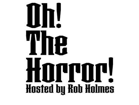 Talking horror with Rob Holmes