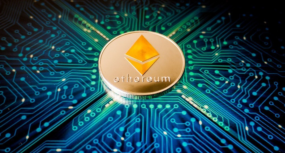 Ethereum drops below the threshold of 291.29, down 1%