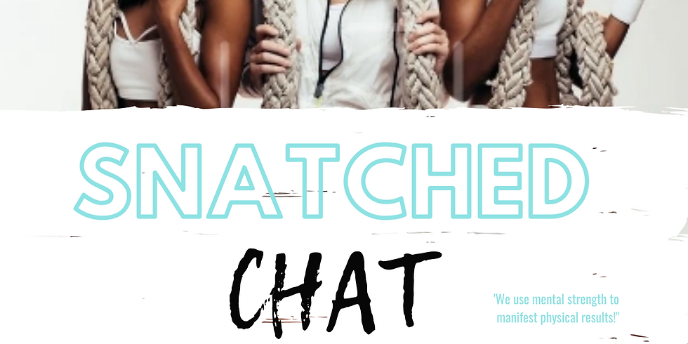 ALL ACCESS PRIVATE: SNATCHED CHAT ( POSTPONED DUE TO MOTHER'S DAY)