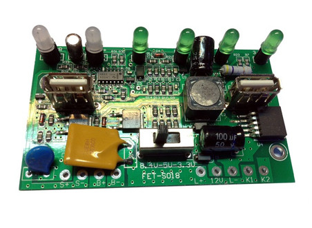 12V 3A Solar Charge Controller (2USB)