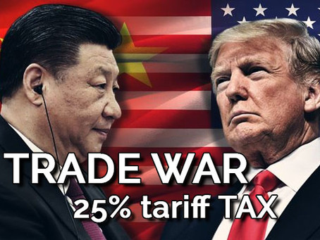 TAX on Jewelry from China