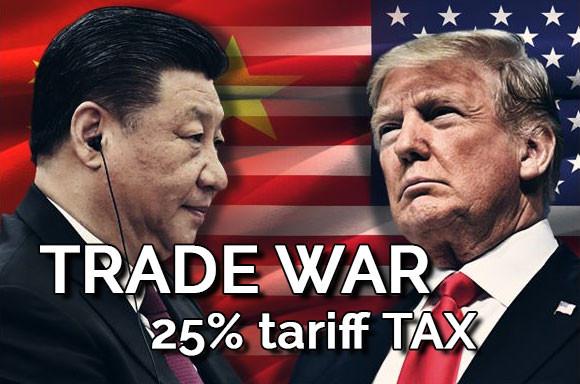 25 percent tariff