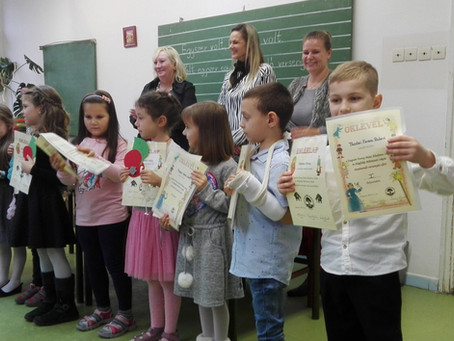 Iskolai Mesemondó verseny (2019.)